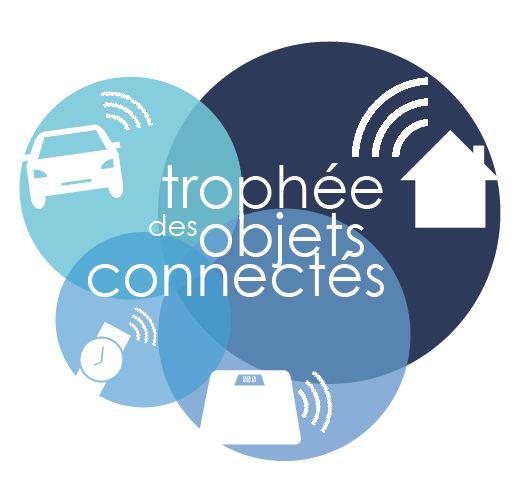 Logo Trophee Des Objets Connectes, NPA Conseil