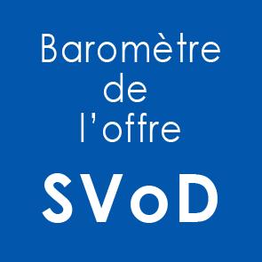 Baromètre SVoD | Suivre l'offre des catalogues sur les plateformes SVoD