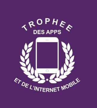 Logo Trophées des Apps 2017